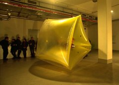 Easy Killers and other Software, 2001, Vienna, PCV, 27 cubic meters