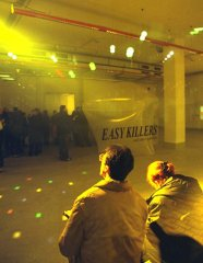 Easy Killers and other Software, 2001, Vienna, PCV, 300 x 300 x 300 cm