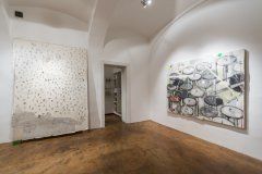 Viktors Svikis, exhibition view, NUTS AND BOLTS, Galerie Michaela Stock, Vienna 2014