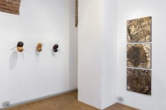 Alexander Viscio, 4am Los Angeles, Ausstellungsansicht, NEXT DOOR galerie michaela stock, Wien 2014
