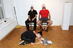 THURSDAY | 30.6., 20 h | PERFORMANCE | Nina Kamenjarin | Shave off