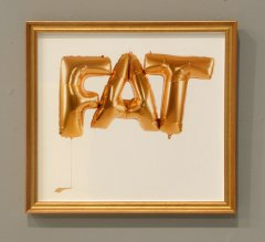 Veronika Merklein, Fat Balloon, Installation, Photography, Edition: 3 + AP, 32 x 30 cm