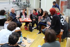 Sound Brunch & Conversation with Karl Salzmann, Elisabeth Schimana, Andrey Smirnov and Elisabeth Zimmermann