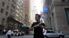 Marko Marković, Sharpening, NYC, 2012, Performance, Dokumentation, HD Video, 11 min, Edition: 5+2 AP