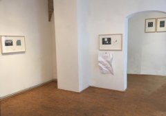 Tadej Pogačar, School's Out, exhibition view, galerie michaela stock, 2020