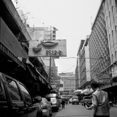 CODE:RED, Bangkok, 2005 - 2018, bw photography, 155 x 130 cm (framed), edition: 1/3 + 1 AP