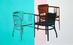 Ref T series, 2021, 4 series of 3 works, photography of handmade montage, 12 works, size A5 ≈