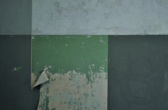 lost memories (beelitz), 2011, photographs from the site-specific intervention, photography, 35 x 52,7 cm, edition: 3 + 2AP