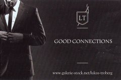 Lukas Troberg, Good Connections, Lukas Troberg