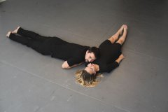 Death durational performance, DOPUST/ Days of open performance New York, Gallery MC, NYC, 2014