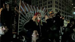 The Spring, NYC, HD, Video paal, Sound, documentation, 6:31 min, 2012, 5 + 2AP