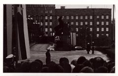 Tito's funeral, may 1980, photography