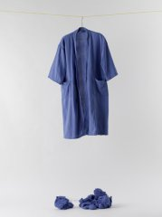 bathrobe, from: ausgezogen, 2002-2006, 15 textile objects, terry cloth pieces of private provenance, credit: Claudio Alessandri