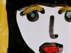 Gugug (Edition), 2006/2011, animated film, 10 film stills on Diasec, 15 x 20 cm (from: Gugug, A 2006, 35 mm, 6 min 23 s)