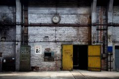The Outworn Structure I (Ironworks Sisak Archive), 2015, 62 x 97 cm, pigment print, photo rag, edition: 3+AP