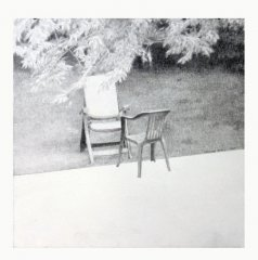borderline, 2011, pencil on paper, 20 x 20 cm